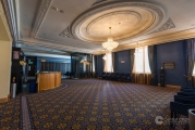 <h5>Ravenscar Dress Circle Foyer </h5>
