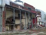 <h5>West Wall partial demolition</h5><p>August 2012</p>