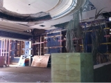 <h5>Dress Circle Foyer before demolition</h5><p>December 2012</p>