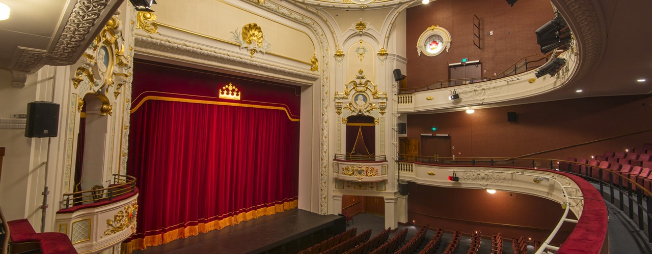 Isaac Theatre Royal – Unforgettable experiences