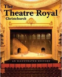 History of the Theatre Royal book cover