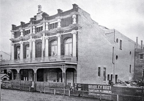 Theatre Royal 1907