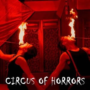 Circus of Horrors – A Halloween Cabaret