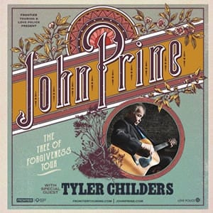 John Prine - The Tree of Forgiveness Tour