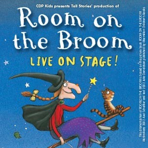 Room on the Broom - Live on Stage!