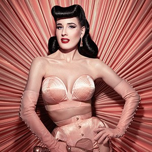 DITA VON TEESE: GLAMONATRIX | 2019 TOUR