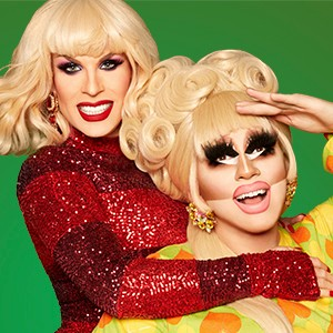 Trixie and Katya Live