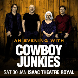 An Evening with Cowboy Junkies