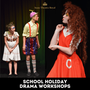 July School Holiday Drama Workshops 2021
