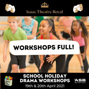 April School Holiday Drama Workshops 2021