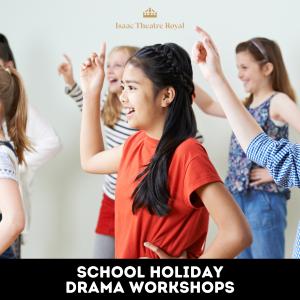 April School Holiday Drama Workshops 2021