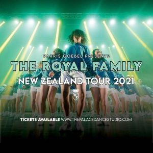 The Royal Family New Zealand Tour 2021