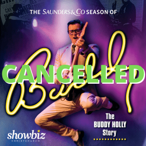Buddy – The Buddy Holly Story - CANCELLED