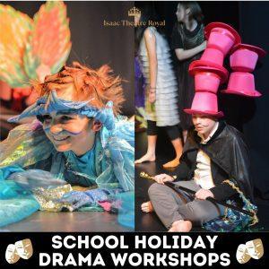 October School Holiday Drama Workshops 2021