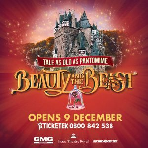 Beauty and the Beast - TICKETS ON SALE NOW!