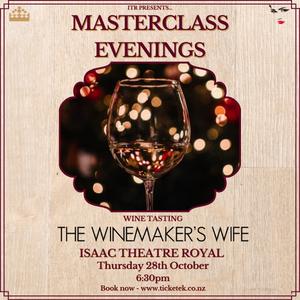 Wine Tasting: The Winemakers Wife